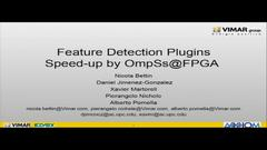 Features detection plugins speed-up by ompSs@FPGA