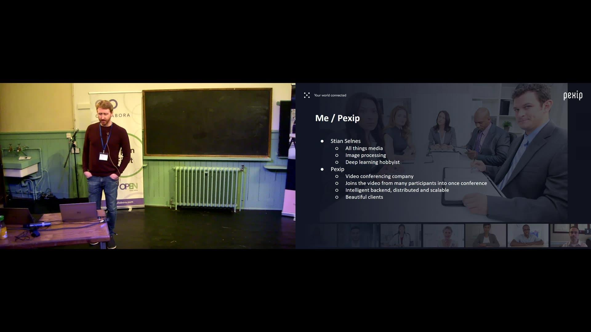 Bringing Deep Neural Networks to GStreamer  - GStreamer conferences