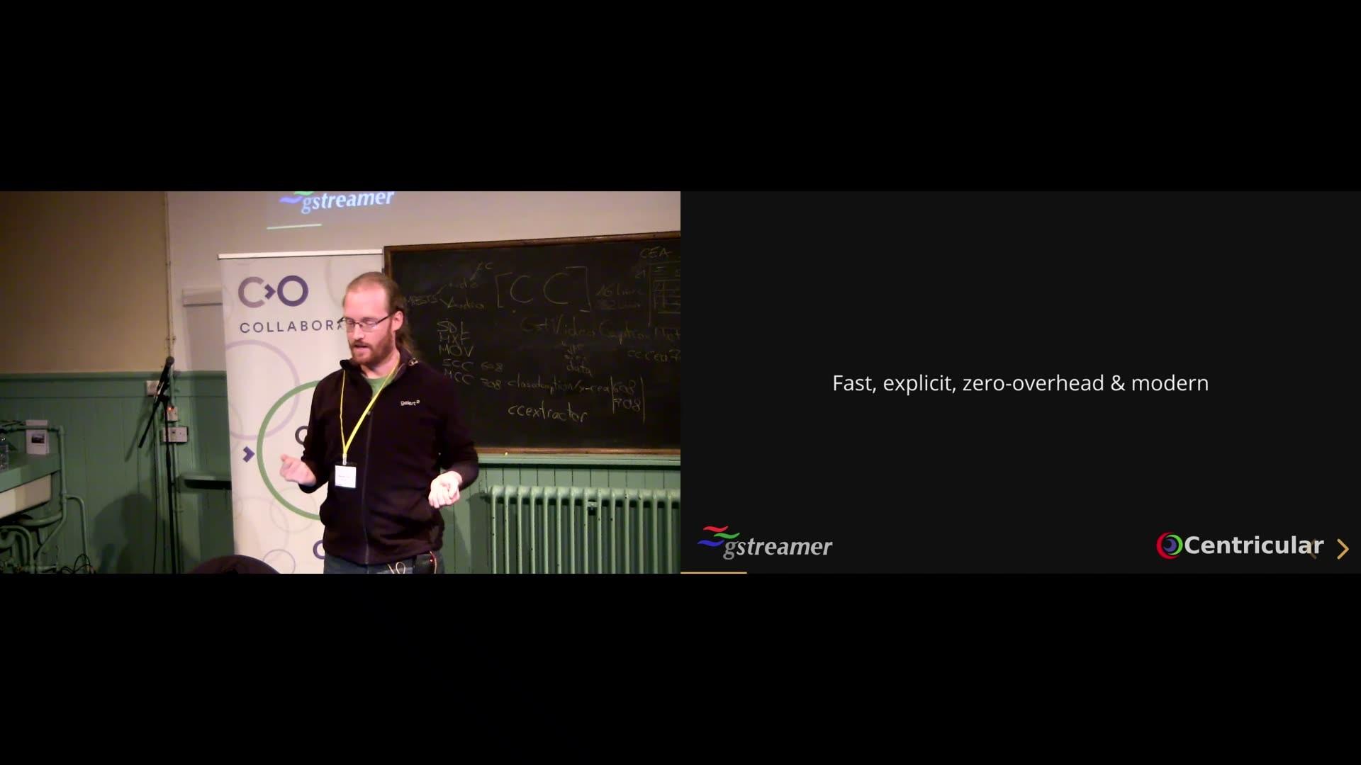 Experiences with gstreamer/webrtc